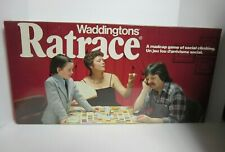 RATRACE Board Game - Waddingtons 1974 - SEALED!