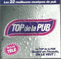 CD TOP DE LA PUB LES 22 MEILLEURES MUSIQUE DE PUB !    2699