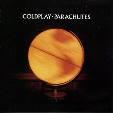 Parachutes by Coldplay (CD, 2000, Parlaphone)