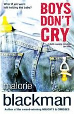 Boys Don't Cry,Malorie Blackman- 9780552548625