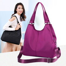 Women Fashion Large Shoulder Tote Bag Multi-Function Handbag Hobo Bag Waterproof