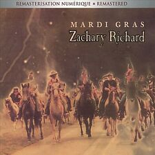 Mardi Gras by Zachary Richard - EUC Music CD