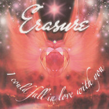 ~COVER ART MISSING~ Erasure CD I Could Fall in Love With You Single, EP