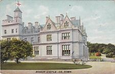Bangor Castle, BANGOR, County Down, Ulster