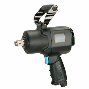 Capri Tools 3/4 in. Twin Power Air Impact Wrench, 1600 ft. lbs.