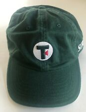 Vintage Top-Flite Hat Golf Adjustable Hat Green Khaki