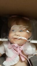 ASHTON DRAKE DOLL 'CUTE AS A BUTTON' by TITUS TOMESCU - LIMITED EDITION
