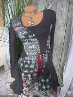 Joe Browns Dress Long Tunic Dress Size 34 to 44 Patterned 519) NEW