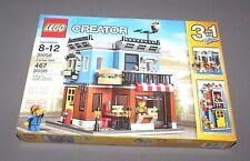 LEGO Corner Deli CREATOR Set 31050 Townhouse, Flower Shop 3 in 1 NEW