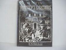 Whisky's dreams Claeys 10 I grandi protagonisti del fumetto mondiale. (BA12)