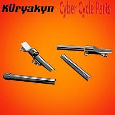 Kuryakyn Chrome Swingarm Tube Covers For 2008-2017 Harley Davidson Softails 7818