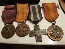 medagliere reduce guerra civile di spagna