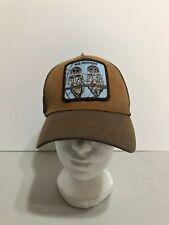 Goorin Bros Big Hooters Owl Men's snap back mesh trucker hat