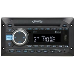 ASA Electronics JWM41 Jensen Dvd/USB/Aux/Bluetooth Stereo NEW
