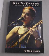 +/  ANI DifFranco righteous babe - BOOK SOFT COVER--RAFFAELE QUIRINO-2000