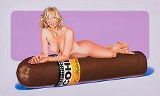 Mel Ramos - Hav-a-Havana #10 - 2015, Pop Art Grafik Lithografie - Luxus