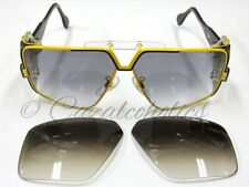 Cazal 951 col. 6 (Yellow / Brown) Legends Limited Japan edition COLLECTOR