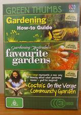 Gardening Educational Box Set DVDs & Blu-ray Discs