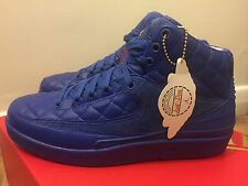Nike air jordan retro 2 Don C US 7 UK 6 40 juste don bleu Doernbecher db bin 4 5