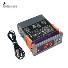 12V Automatic Digital Temperature Controller Thermostat Control Switch WH7016C