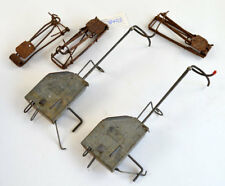 5 Gopher Traps Victor, Snuffer, Macabee                  (5068)