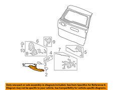 Genuine Honda Parts 74810-S9A-J11ZB Rear Gate Handle