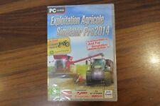 EXPLOITATION AGRICOLE SIMULATOR PRO 2014    --- pour PC