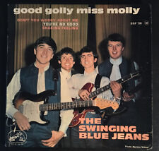 Swinging Blue Jeans French EP Good Golly Miss Molly .Original