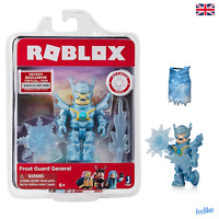 Roblox Action Figure Frost Guard General Pack - Exclusive Virtual Item Code New