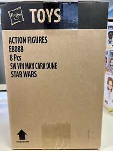 SEALED CASE Star Wars The Mandalorian Cara Dune The Vintage Collection Figure
