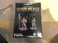 Valerian and Aleya Talons of the Emporer Warhammer 40k Black Library  Sealed