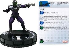 Marvel Heroclix Avengers MOVIE Gravity feed GF SKRULL Infiltrator # 207