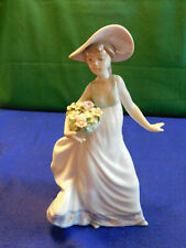 "Lladro ""Carefree"" Figurine, #5790, from Spain, with original box"