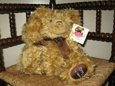 Metro Thirsk UK Erin Bear 1st Edition 2000 13 inch Brown Jointed Plush