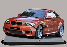 VOITURE MINIATURE, BMW M1 -10  en horloge