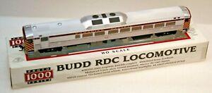 LIFE-LIKE P1K HO CANADIAN PACIFIC BUDD RDC-2 PASSENGER LOCOMOTIVE DCC INSTALLED