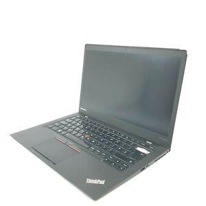 """Lenovo Carbon X1 Gen3 14"""" Laptop i7-5500U @ 2.40GHz NO M.2  (Various Damages)"""