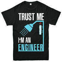 I Am An Engineer T-Shirt,Trust Me I'M Always Right Adult & Kids Tee Top