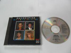 Bucks Fizz - Greatest Hits (CD 1984) Germany Pressing
