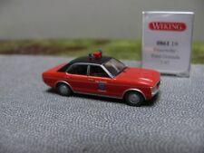 1/87 Wiking Ford Granada Feuerwehr Vohenstrauß 0861 19