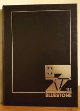 The Bluestone 1983 James Madison University Yearbook, Harrisonburg, VA