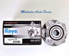Front Wheel Hub W/ OEM KOYO Bearing Assembly Set for  4RUNNER / FJ CRUISER  4X4