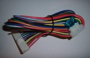 Directed DEI H1 12 Pin Cable Harness Plug Viper/Clifford/Python/Avital Alarm New