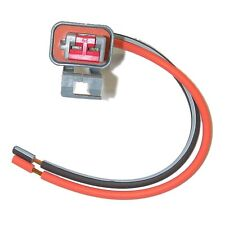 Parts Master 84080 2-Wire Multi-Purpose Pigtail Connector for Ford Products