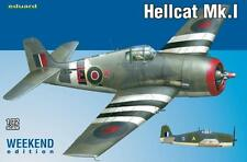 HELLCAT MK.I (ROYAL NAVY EUROPEAN & FAR EAST MKGS) 1/72 EDUARD WEEKEND EDITION