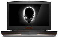 "Dell Alienware 18 17.3"" Laptop 2.40GHz 8GB 750GB Win10 (ALW17-4689sLV)"