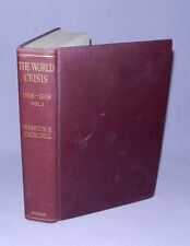 Winston S. Churchill - The World Crisis: 1916-1918 Part I, Canadian 1st edition