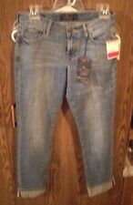 Lucky Brand Blue Denim Jeans Safford Size 0/25 Regular