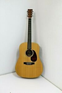 MARTIN & CO DX1AE Acoustic Electric Spruce Guitar with Soft Case