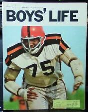 Boys' Life Magazine: October 1968 Issue-BSA/Boy Scouts